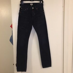 Citizens of humanity jeans, fits 25 26